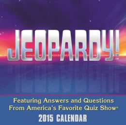 2015 Jeopardy! Day-to-Day Calendar