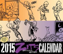 2015 Zits Day-to-Day Calendar