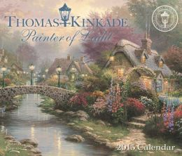 2015 Thomas Kinkade Painter of Light Day-to-Day Calendar