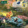 Book Cover Image. Title: 2015 Thomas Kinkade:  The Disney Dreams Collection Mini Wall Calendar, Author: Thomas Kinkade