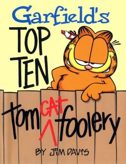Garfield's Top Ten Tom(cat) Foolery (PagePerfect NOOK Book)