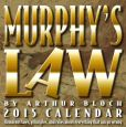 Book Cover Image. Title: 2015 Murphy's Law Day-to-Day Calendar, Author: Arthur Bloch