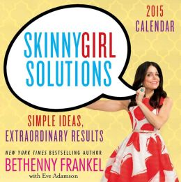 2015 Skinnygirl Solutions Day-to-Day Calendar