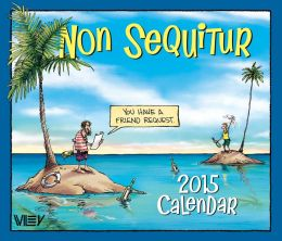 Non Sequitur 2015 Day-to-Day Calendar (PagePerfect NOOK Book)