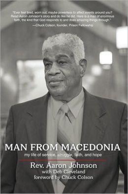 Man from Macedonia: my life of service, struggle, faith, and hope