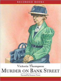 Murder on Bank Street (Gaslight Mystery Series #10)