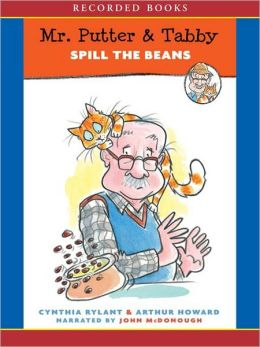 Spill the Beans: Mr. Putter & Tabby Series, Book 18