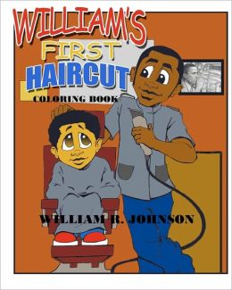 William's First Haircut (Coloring Book)