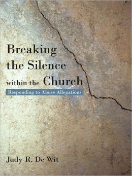Breaking The Silence Within The Church