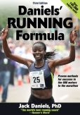 Book Cover Image. Title: Daniels' Running Formula-3rd Edition, Author: Jack Daniels