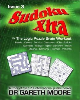 Sudoku Xtra Issue 3: The Logic Puzzle Brain Workout