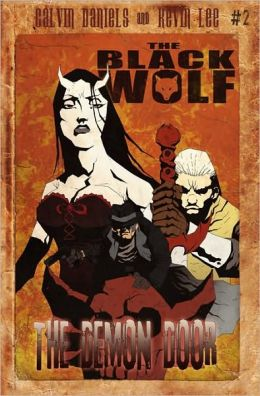 The Black Wolf: The Demon Door