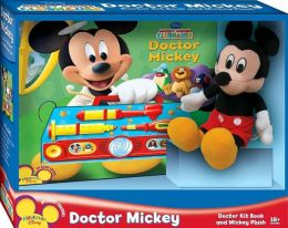 Mickey Mouse Clubhouse: Doctor Kit Book and Mickey Plush