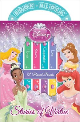 Disney Princess: Stories of Virtue