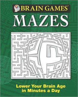 Brain Games: Mazes