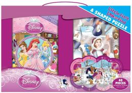 Disney Princess Look & Find: Shaped Puzzle