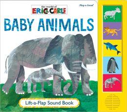 Eric Carle Baby Animals Little Lift & Listen