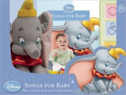 Songs For Baby: Book Box & Plush (Dumbo)