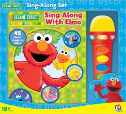 Sesame Street: Elmo's Silly Sing-Along Book, Box and Module