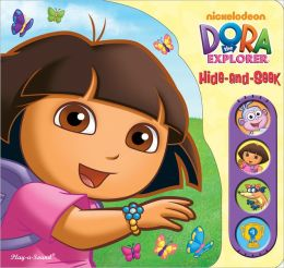 Dora Hide & Seek Tiny Lift & Listen
