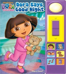 Dora Says Good Night