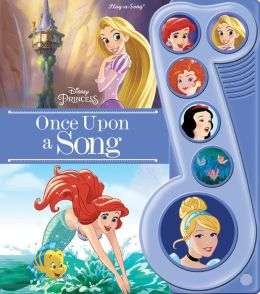 Disney Princess: Once Upon a Song - Little Music Note Sound