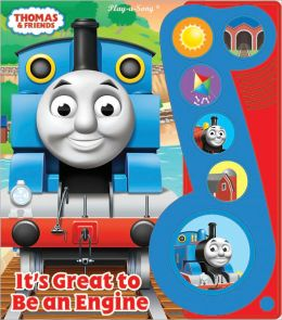 Thomas Great to be Engine Little Sound