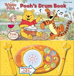 Pooh's Drum Book - LED Drum Book