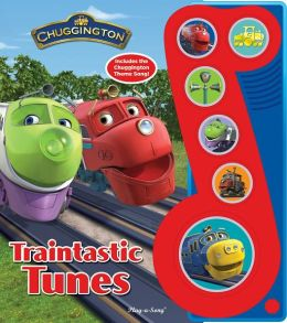 Chuggington Little Music Note Sound: Traintastic Tunes