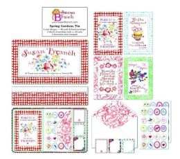 OPEN LETTERS FOREVER Note Card Tin