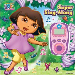 Dora the Explorer: Super Sing along - Digital Music Player
