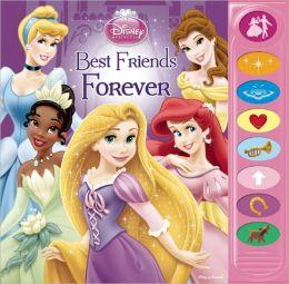 Disney Princess: Best Friends Forever: Play a Sound