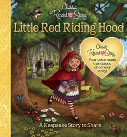 Classic Record-a-Story: Red Riding Hood