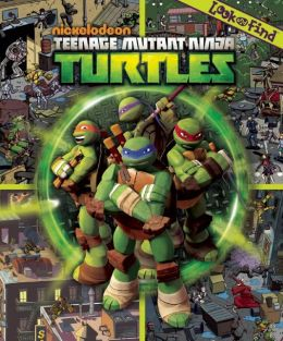 Teenage Mutant Ninja Turtle Look Find