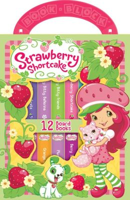 Strawberry Shortcake (9 Book Block)