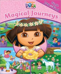Dora the Explorer, Dora's Magical Journeys (First Look and Find)