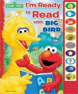 I'm Ready to Read Big Bird