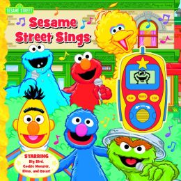 Sesame Street Sings Digital Music Player