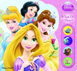 Disney Princess What Do I Hear Tiny Lift & Listen