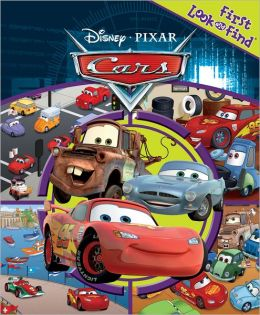 DISNEY/PIXAR CARS (First Look & Find)