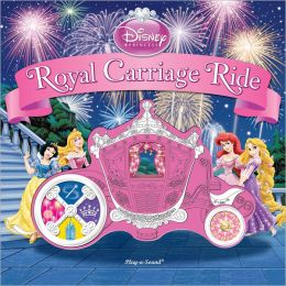 Royal Carriage Ride Custom Play A Sound