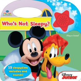 Mickey Mouse Clubhouse Who's Not Sleepy: Handle One Button