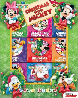 Christmas with Mickey (Book Block)
