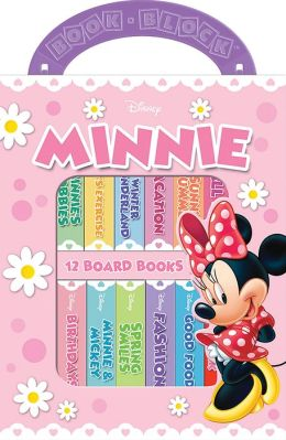 Disney Minnie (Book Blocks)