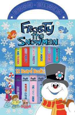 Frosty the Snowman My First Library