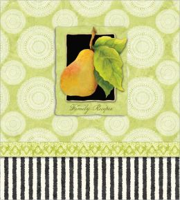Deluxe Recipe Keeper Pear Medallion