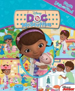 Doc McStuffins My First Look and Find