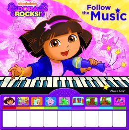 Nickelodeon Dora the Explorer: Follow the Music: Piano Book