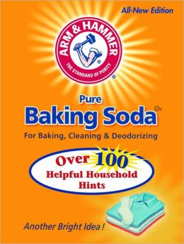ARM & HAMMER PURE BAKING SODA OVER 100 HELPFUL HOUSEHOLD HINTS