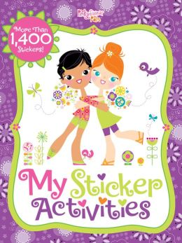 Pinky Swear Pals: My Sticker Activities